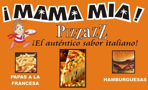 Pizza Mama Mia sucursal Coatzintla