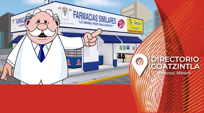 farmacias similares coatzintla