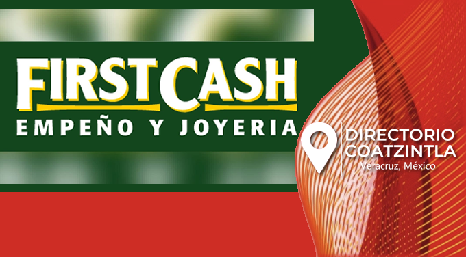 first cash casa de empeño