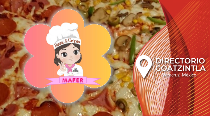 mafer pizzas coatzintla