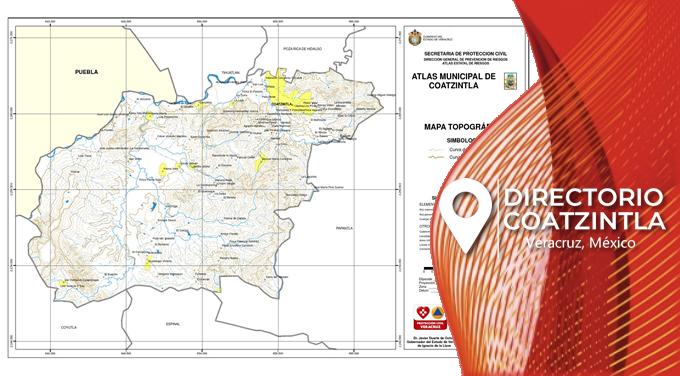 localidades de Coatzintla
