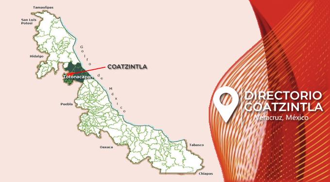 datos municipio coatzintla veracruz mexico superficie localidades ejidos