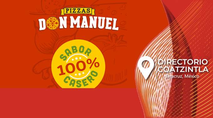 Pizzas Don Manuel
