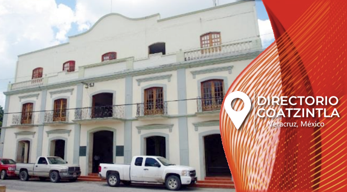 alcaldes de Coatzintla Veracruz
