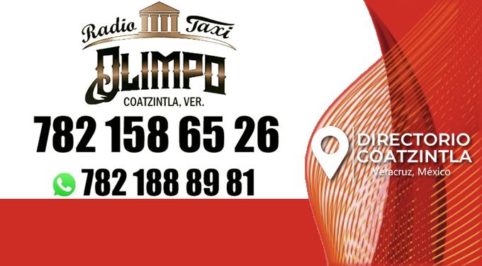 Radio Taxi Olimpo